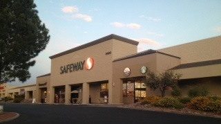 Safeway Store Front Picture at 9460 E Golf Links Rd in Tucson AZ