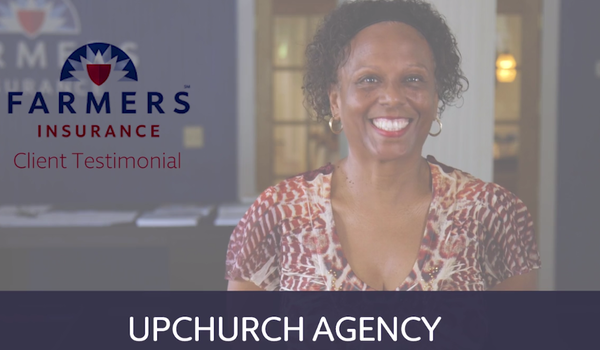 Client Testimonial for the Upchurch Agency