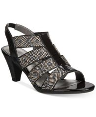 Image of Karen Scott Nicolle Slingback Sandals, Created for Macy's