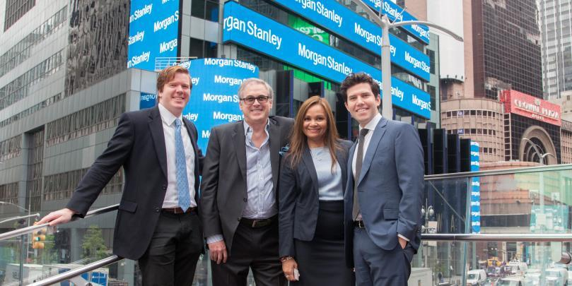 The Quaintance Group   New York, NY   Morgan Stanley Private Wealth