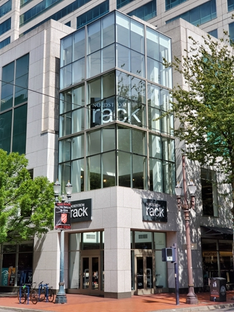 Nordstrom Rack Downtown Portland Clothing Store Shoes