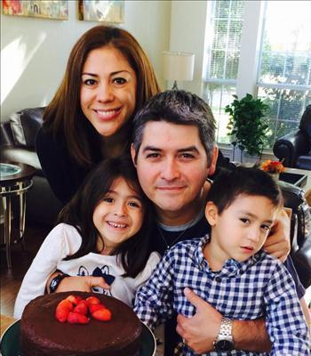 Photo of Canales Family