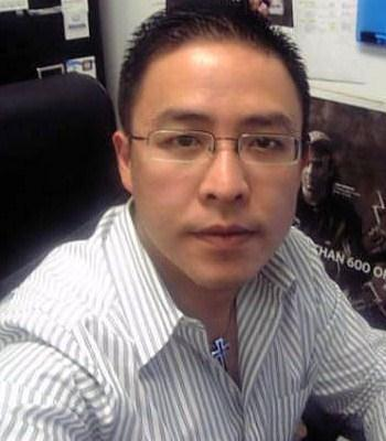 Photo of Michael Wang