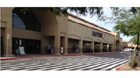 Safeway Store Front Picture at 3622 E Southern Ave in Mesa AZ