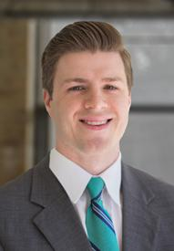 Logan Stacey Loan officer headshot