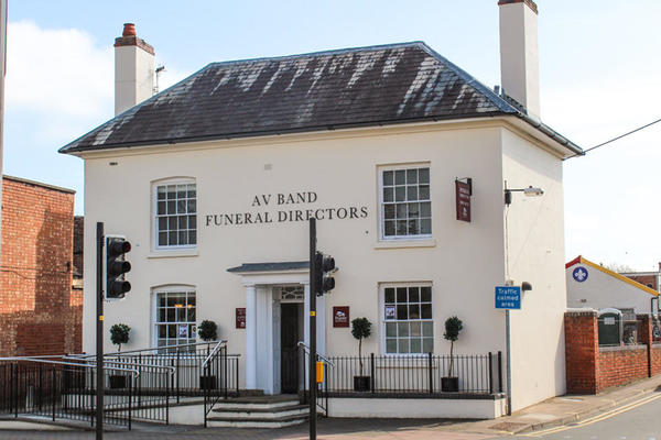 A V Band Funeral Directors in St Johns, Worcester