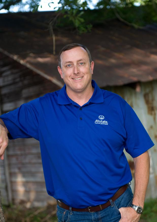 Allstate Insurance Agent Shane Kirby