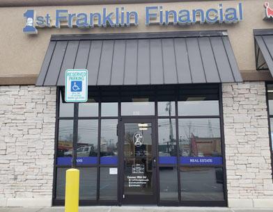 1st Franklin Financial In Fort Oglethorpe Ga 30742