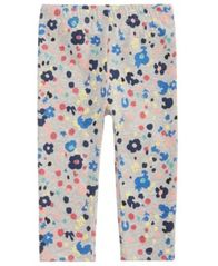 Image of First Impressions Floral-Print Leggings, Baby Girls, Created for Macy's