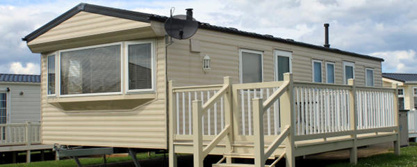 Mobile & Manufactured Home Insurance
