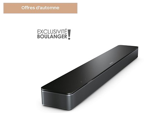 Barre de son Bose Smart Soundbar 300