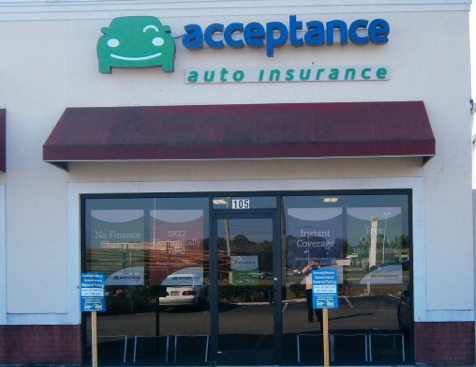 Acceptance Insurance - W US Hwy 90