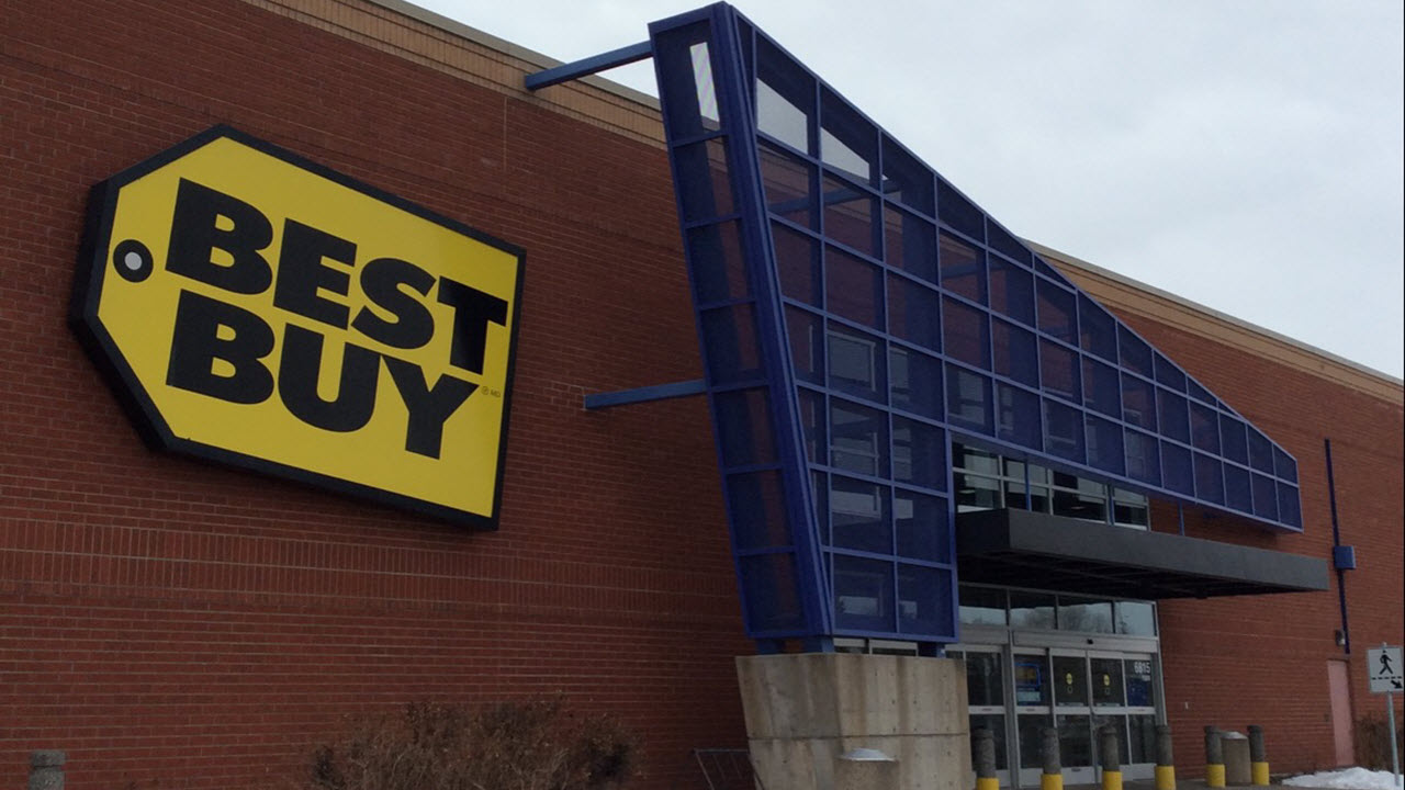 Best Buy Centre Fairview Pointe-Claire
