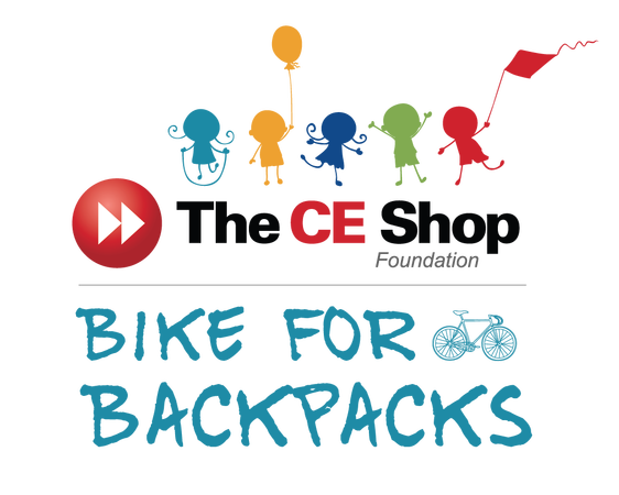 The CE Shop Foundation--Bikes for Backpacks