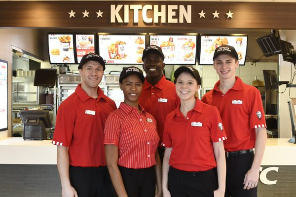KFC Kentucky Fried Chicken careers, jobs, employment opportunities in Derby, KS