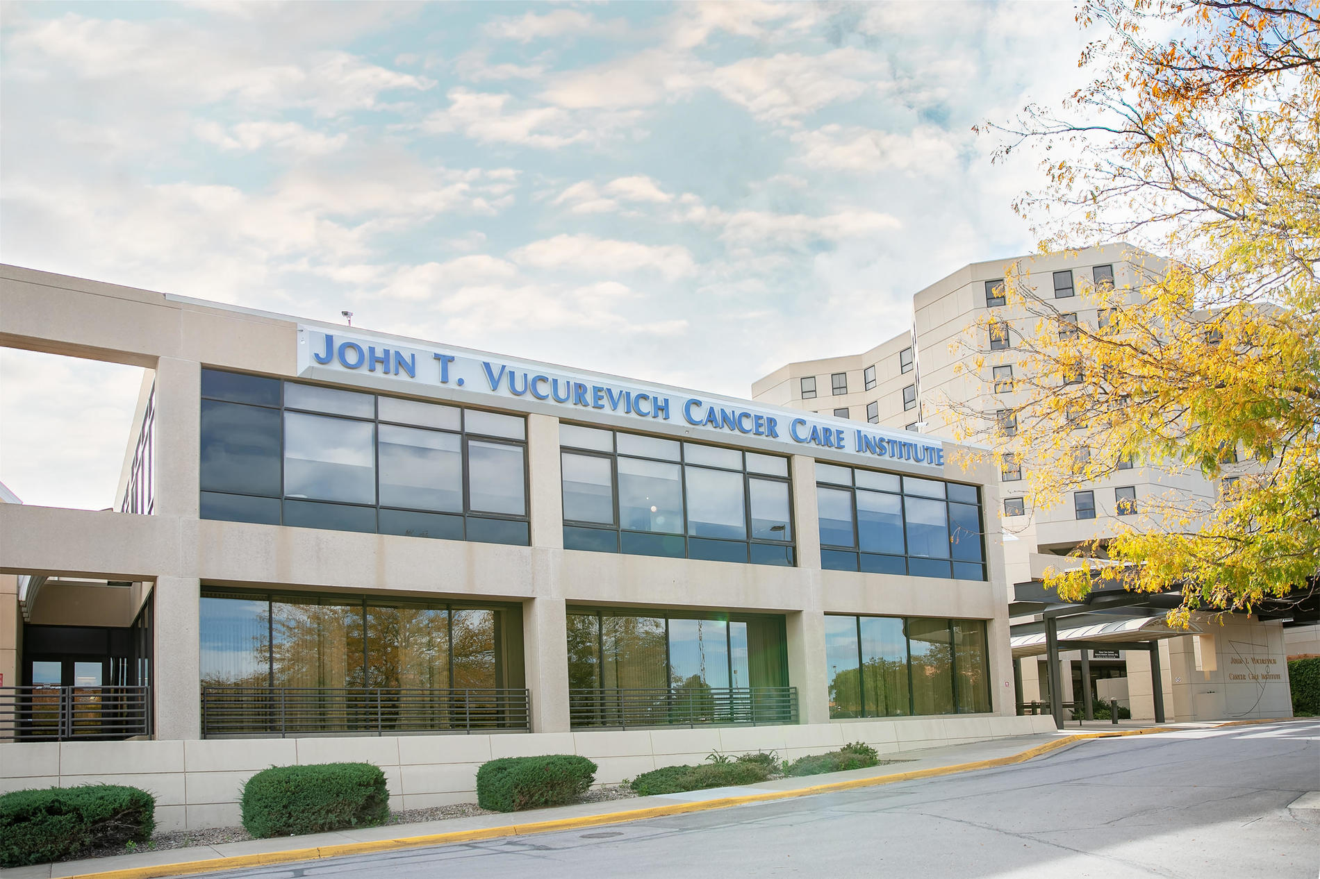 Photo of Regional Health John T. Vucurevich Cancer Care Institute Rapid City