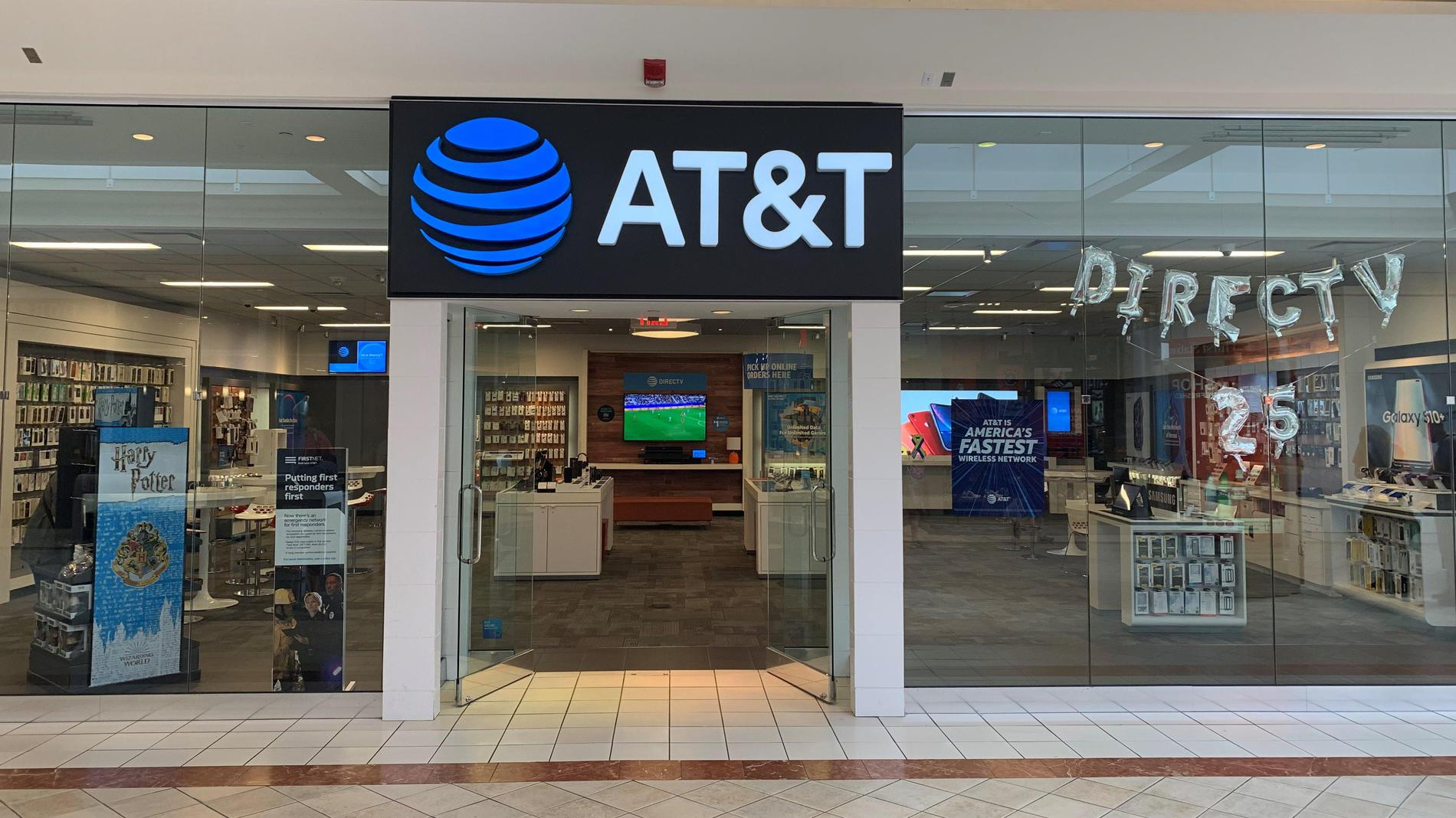 AT&T Store - Mall of New Hampshire - Manchester, NH – Mobile ...