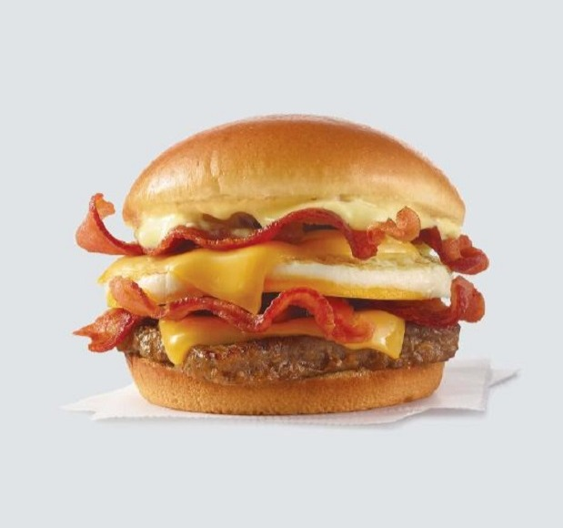 Wendy's Breakfast Baconator®