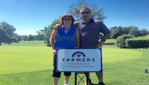 Our angency sponsored the Ken Cup Golf Outing