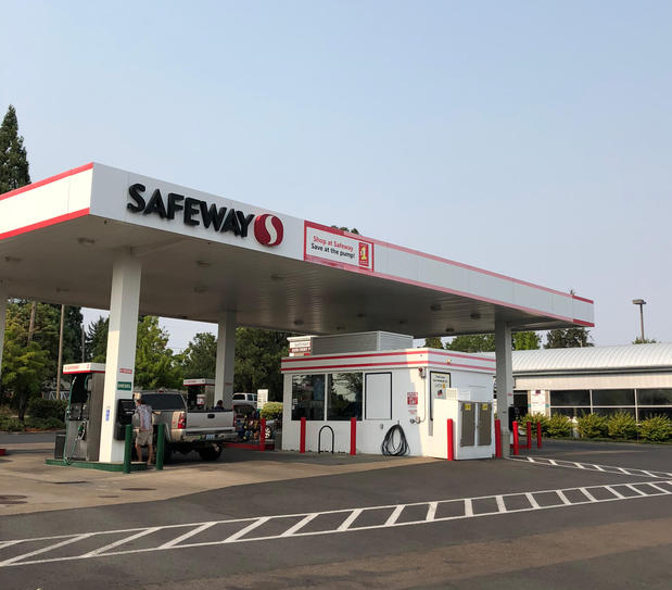 Safeway Fuel Station picture at 5270 Philomath Blvd in Corvallis OR