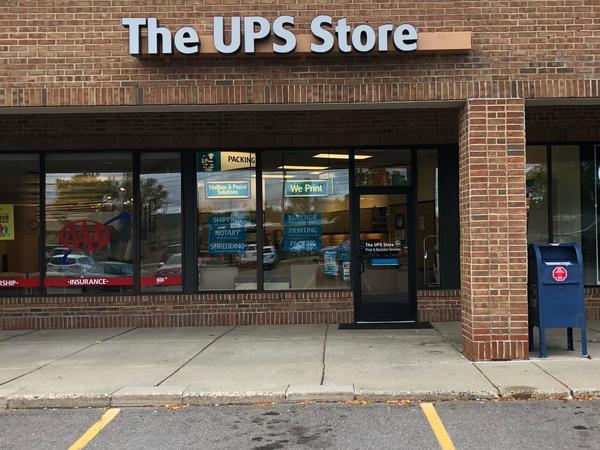 The UPS Store East Lansing-Michigan State University
