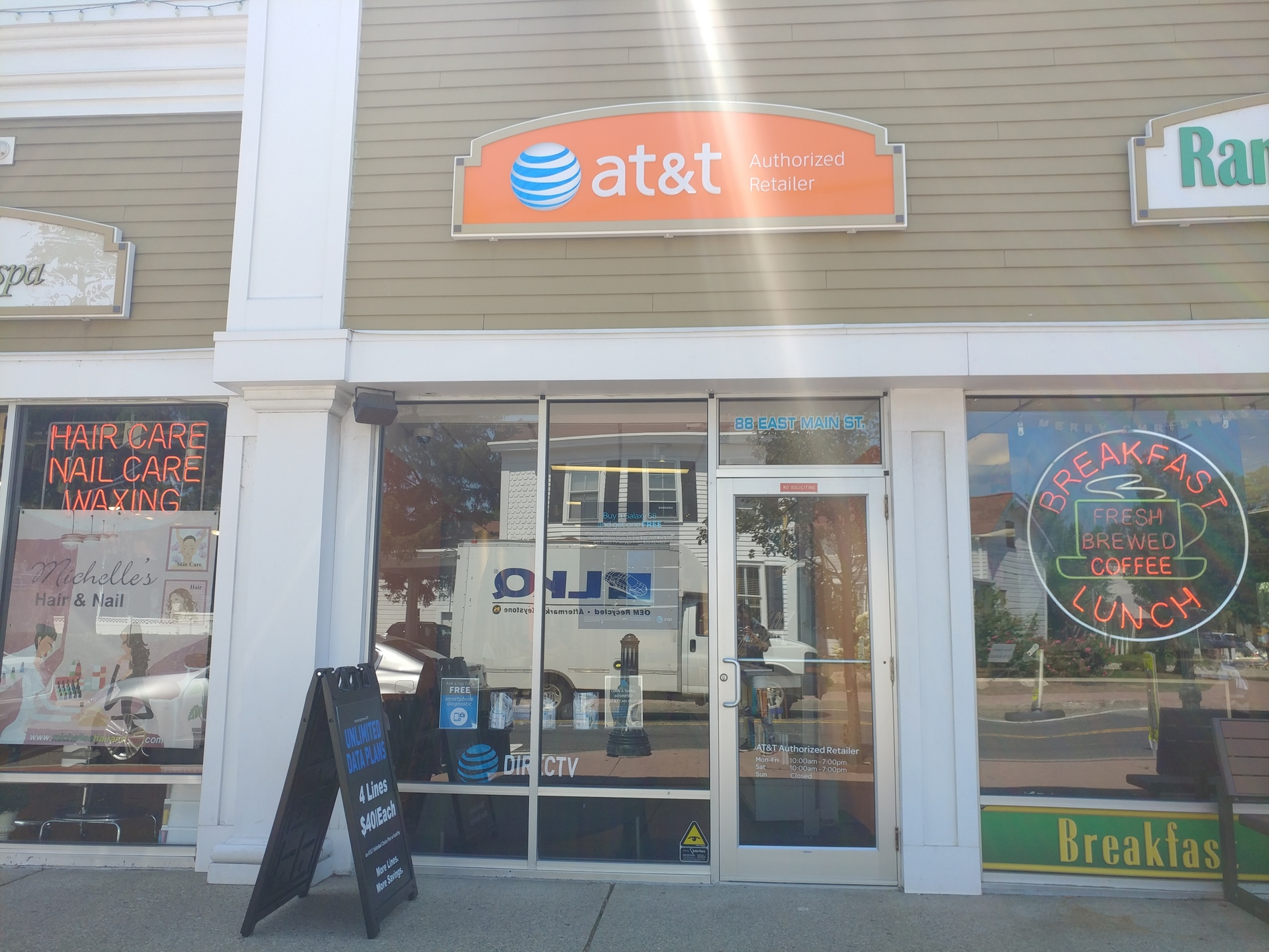 AT&T in 88 E Main St Ramsey, NJ | Wireless Retailer, Phone Plans ...