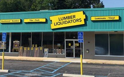 Lumber Liquidators Flooring #1403 Danville | 105 Piney Forest Road | Store Front