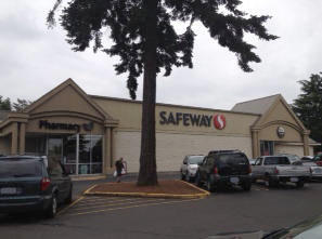 Safeway store front picture of 3707 N Main St in Vancouver WA
