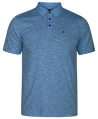 Image of Hurley Men's Stiller 3.0 Heathered Polo