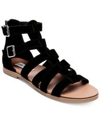 Image of Steve Madden Women's Diver Gladiator Sandals