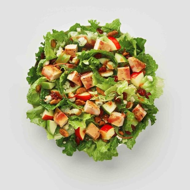 Wendy's Apple Pecan Chicken Salad