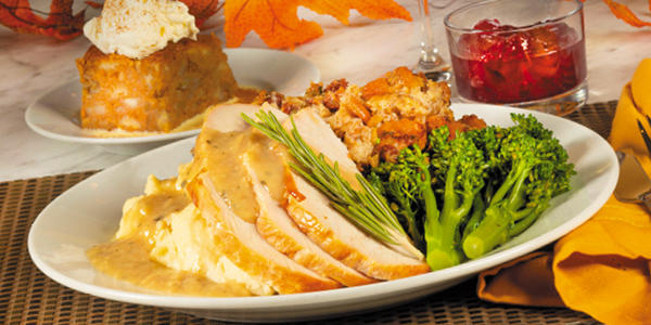 Brio Italian Grille - Thanksgiving