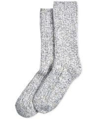 Image of HUE® Ribbed Boot Socks