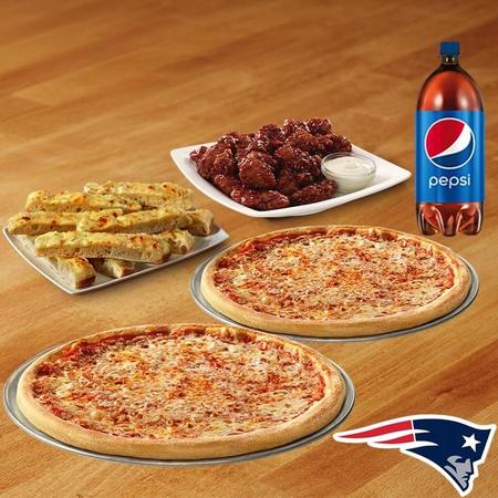 Patriots Meal Deal Image