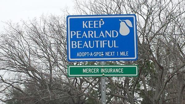 Keep Pearland Beautiful Member since 2010