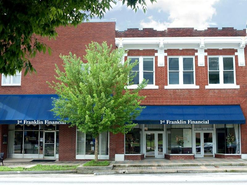 1st Franklin Financial in Hartwell, GA 30643   Personal Installment ...