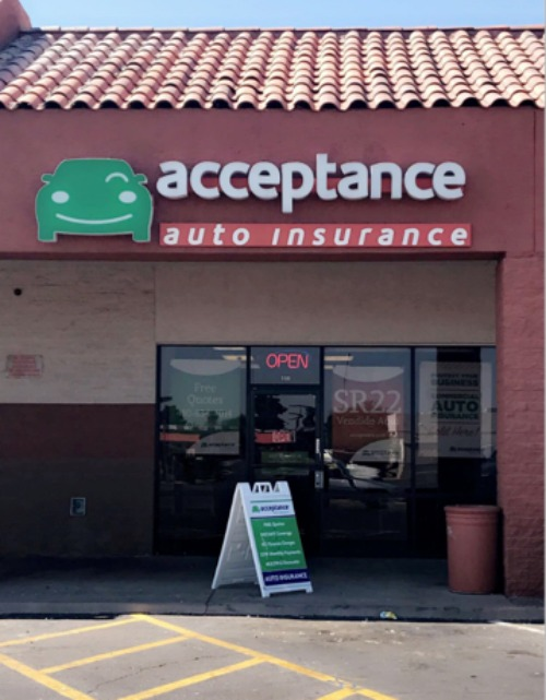 Acceptance Insurance - East Southern Avenue