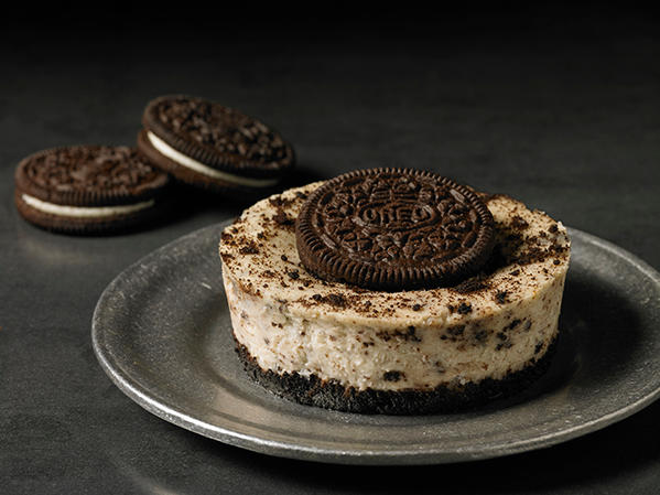 OREOⓇ Cookie Cheesecake