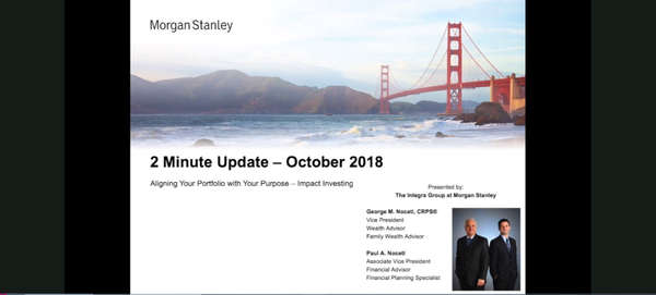 The Integra Group | Walnut Creek, CA | Morgan Stanley Wealth
