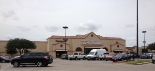 Tom Thumb Hulen St Store Photo
