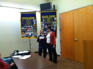 Laura L. Sanders - Support for Kiwanis Club of Historic Newburgh Kiwanis Foundation Inc