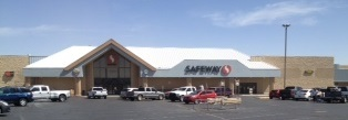 Safeway Store Front Picture at 121 W Riverside Dr in Parker AZ