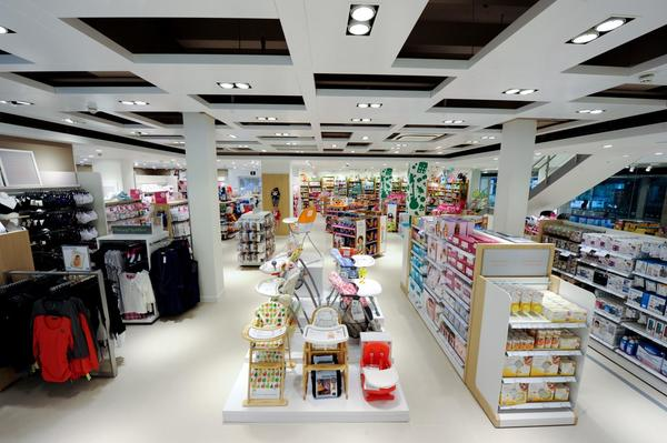 Mothercare Milton Keynes store overview