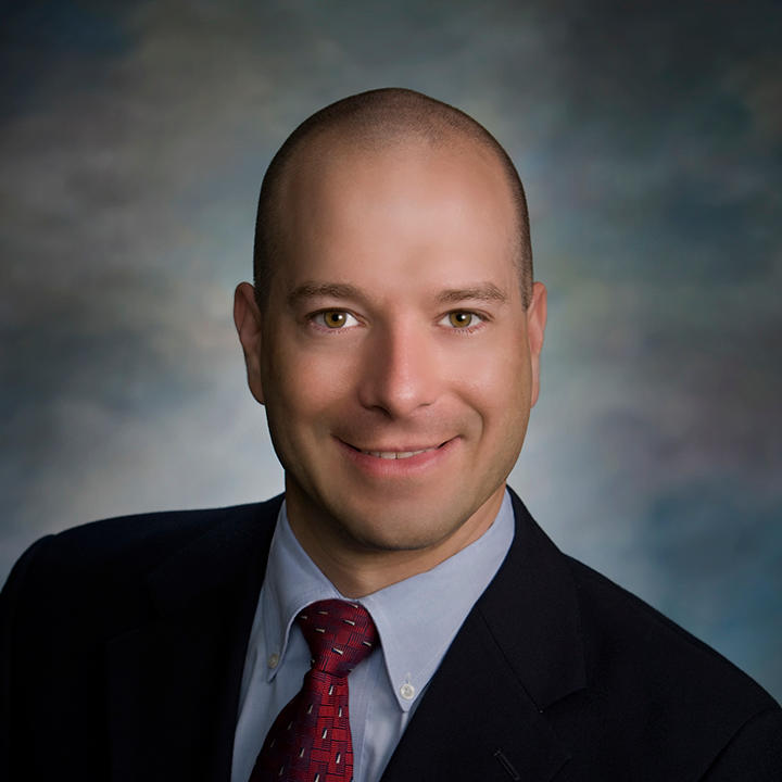 Photo of Peter Vonderau, M.D.