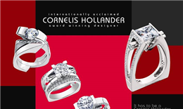 Cornelis Hollander Designs - modern jewelry since 1984