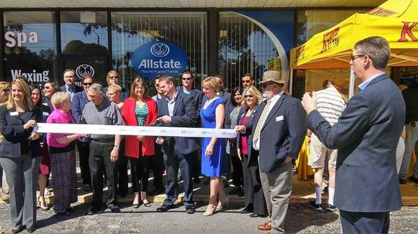 Ryan Harter - Ryan Harter Allstate Agency Grand Opening
