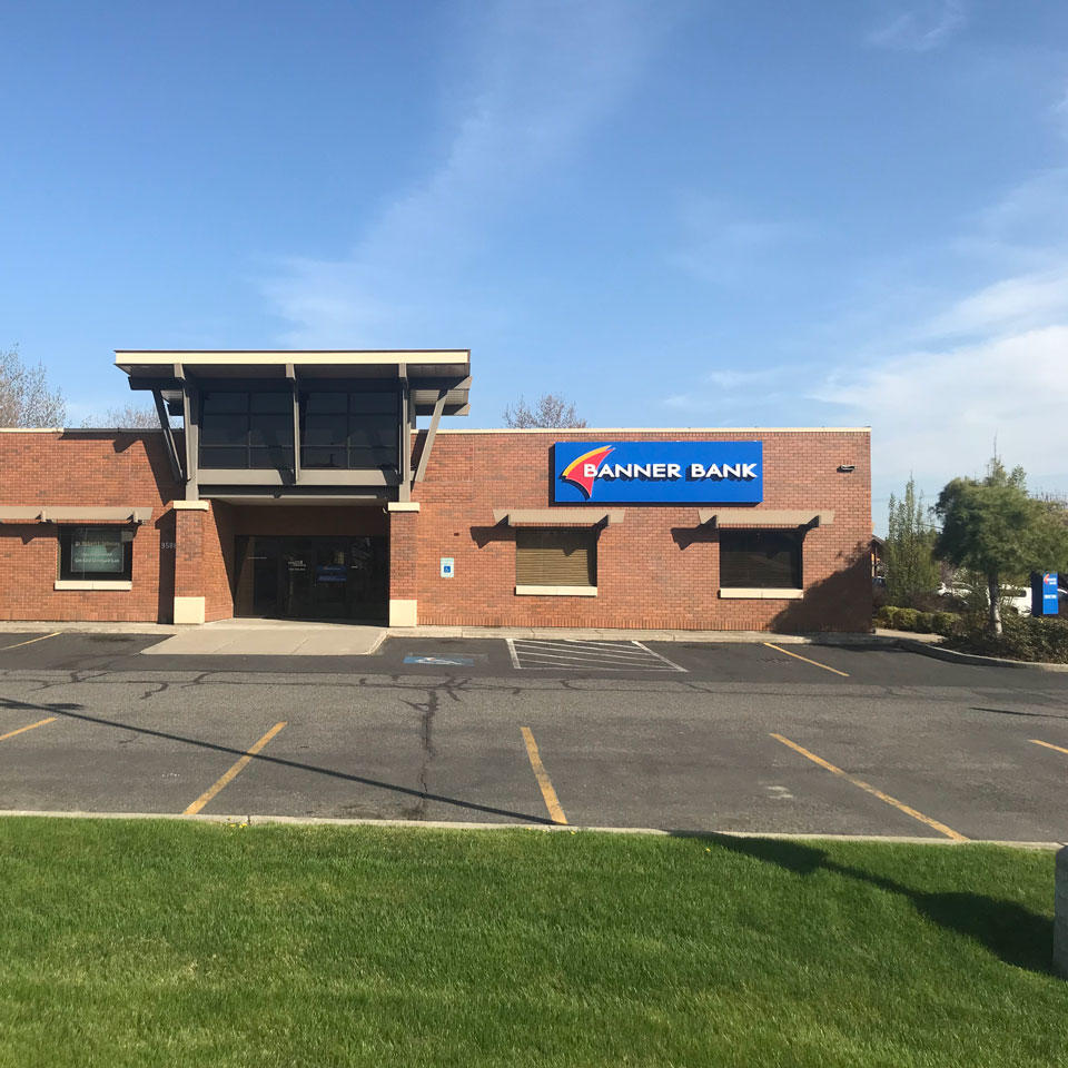 Banner Bank Northpointe branch in Spokane, Washington