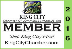 King City Chamber of Commerce Member