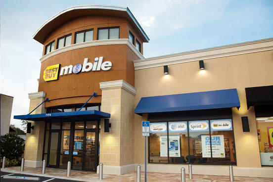 Best Buy Mobile Ocala Building