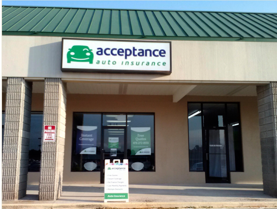 Acceptance Insurance - Veterans Blvd